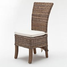 Wickerworks Rattan Salsa Dining Chair (Set Of 2) -  - Rattan Chair - NovaSolo - Space & Shape - 2