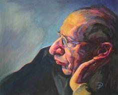 Stravinsky paintings.