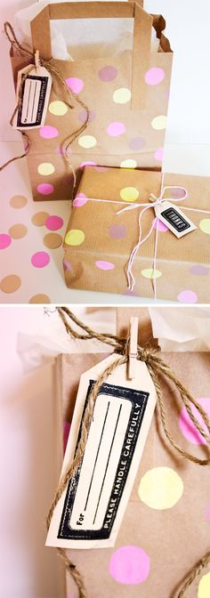 The Lovely Drawer: wrap it up