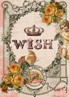 Wish - Commercial and  personal use okay