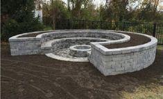 Aus Steinen können Sie die schönsten Bänke für den Garten oder Balkon bauen! Nummer 6 möchte ich diesen Sommer haben! - DIY Bastelideen