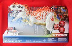 Jurassic World Indominus Rex Dino Hybrid Rampage Hasbro Dinosaur Toy  #NotApplicable