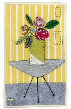 Sharon Blackman - /nightingalenjen/embroidery/ BACK  4 textile