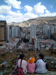La Paz, Bolivia... my husband's hometown which I fell in love with! definitely will be taking many many trips there throughout our lifetime!