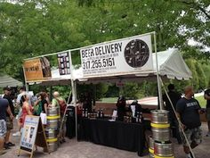 Thr3e Wise Men Brewing Co. at the 2012 Microbrewers Festival