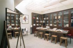 karl lagerfeld / Paris / store / luxury / fashion 1998