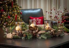 Kirklands - Christmas table decor
