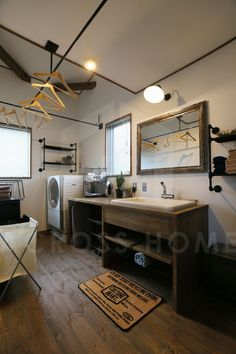 Laundry Bathroom Combo, Room Interior Design, Fashion Room, Double Vanity, Architecture, House, Loafer, Home Decor, Style