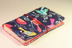 Planner Addiction Pouch plus FREE Fauxdori by RabbitRabbitCreation