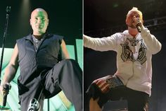 Disturbed Vs. Five Finger Death Punch