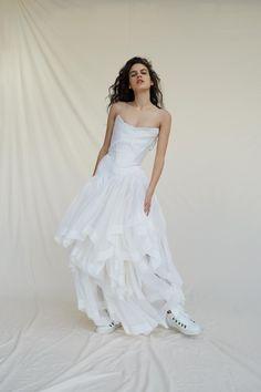 Les nouvelles collection bridal de robes de mariée Vivienne Westwood 2017 13