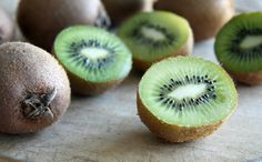 An uncelebrated hero of supple skin is kiwi. This tangy-sweet treat packs more vitamin C per ounce than practically any other fruit. Vitamin C helps maintain the collagen in our skin, keeping it firm.