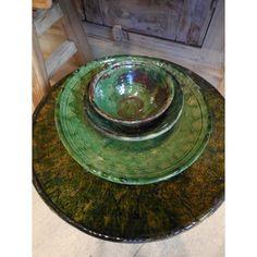 Tamegroute, keramik från Marocko