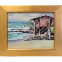 Check out this item at One Kings Lane! Beach Bungalow by Paul Conner