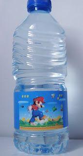 Le nuage de Gâteau d'étoiles: Anniversaire Mario