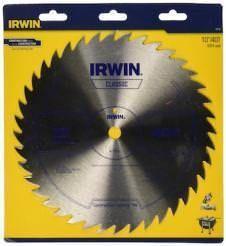 "IRWIN Classic 11170 10"""" 40T Steel Master Combination Circular Saw Blade"