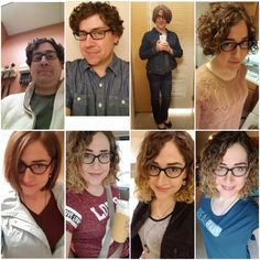 Ariana Danielle - Pre-Transition 2014 to 3 Years HRT - Nov 2017.