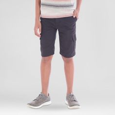 Wrangler Boys' Explore Outdoor Cargo Shorts