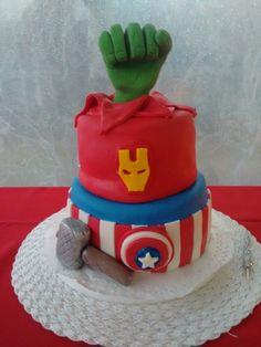 Torta Advengers