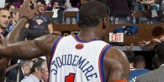 New York Knicks Updates: Amar'e Stoudemire retires as a Knickerbocker - http://www.sportsrageous.com/nba/pls-edit-new-york-knicks-updates-amare-stoudemire-retires-as-a-knickerbocker/37548/