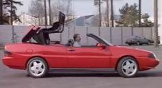Saab 9000 cabrio concept