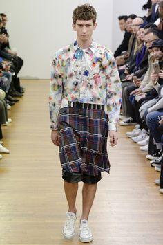 Comme des Garçons Shirt Fall 2016 Menswear Collection Photos - Vogue