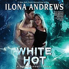 awesome White Hot By Ilona Andrews AudioBook Free Download