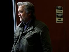 """Bannon believes in authoritarian politics as preparation for a massive conflict between East and West, whether East means the Middle East or China…. He has never been secretive about his desire to use Trump to bring about his vision of America. He told Vanity Fair last summer that Trump was a """"blunt instrument for us ... I don't know whether he really gets it or not."""""""