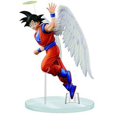 Banpresto Dragon Ball Z Dramatic Showcase 5th Season Volume 1 Son Goku Action Figure *** Check out the image by visiting the link. (This is an affiliate link) #ActionFiguresStatues