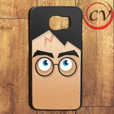 Harry Potter Face Samsung Galaxy S6 Edge Case