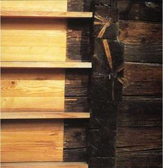 Peter Zumthor, Gugalun House - Detail