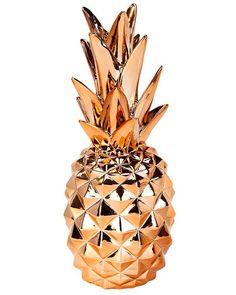 Découvrez nos réductions sur l'offre Decoration ananas sur Hollyparty.com. Livraison ... Objet déco .... Déco De Fête Murale | Décoration Ananas cuivré - Ananas