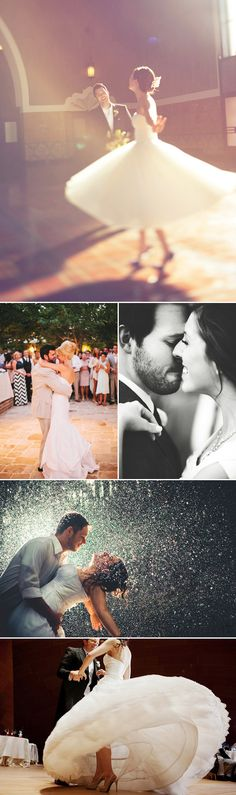 Romantic First Dance Scenes & Songs
