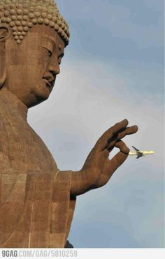 Statue - youre doing it right.