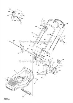 50 Best Mountfield spares diagrams 2011 images in 2019