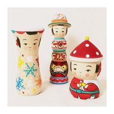 山形系 志田菊宏工人 きのここけし クリスマスバージョン  お一人様1点までの大人気商品です。
