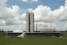 Série: Isso é Brasília - clássica (não resisti! O céu estava lindo!)