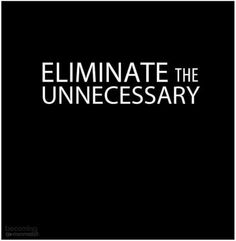 Wardrobe Decluttered | Organization Rules
