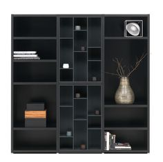 One of the thousands of possibilities for you to create your own Lecco wall system.
