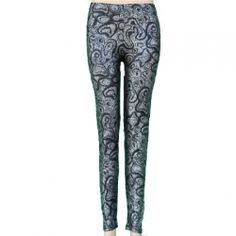 Buy Sexy Animal Fur women & ladies #Leggings online #shopping 2015