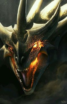 DRAGON 01 by monster beast creature animal Create your own roleplaying game material w RPG Bard Writing inspiration for Dungeons and Dragons DND DD Pat. Magical Creatures, Fantasy Creatures, Fantasy Wesen, Dragon Medieval, Beast Creature, Cool Dragons, Dragon's Lair, Dragon Artwork, Dragon Pictures