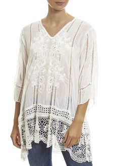 New Arrivals In Store – Jessimara Johnny Was Clothing, Women's Tops, Shop Now, Fashion Ideas, Tunic Tops, Store, Lace, Shirts, Shopping