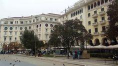 Square Aristotelous Thessaloniki