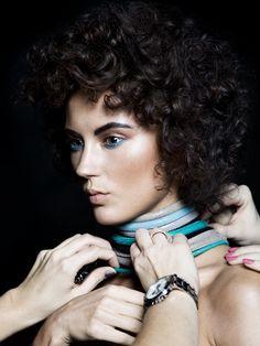 Kampania reklamowa dla LaTuli.pl  Kolekcja Skin