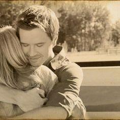 Love this show❤️❤️❤️Heartland❤️ Amber Marshall and Graham Wardle
