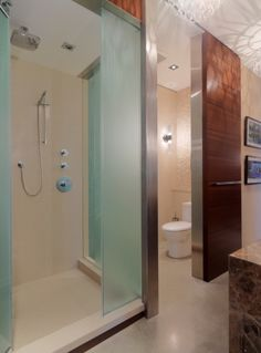 solid white surface for shower curbing? Framless Glass Shower Door Design Ideas, Pictures, Remodel, and Decor - page 11