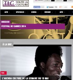 Benjamin Clementine en HOME dans l'agenda de la semaine Toute la culture pour son concert à La Cigale !