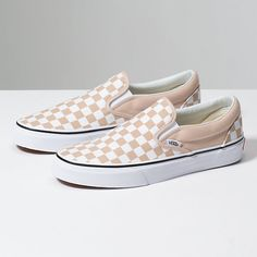 Checkerboard Slip-On | www.vans.com
