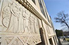 Fresno County Hall of Records, Fresno, California #ArtDeco