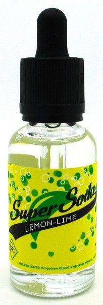 Lemon-Lime - Super Soda E Liquid #vape #vaping #eliquid http://fogfathers.co.uk